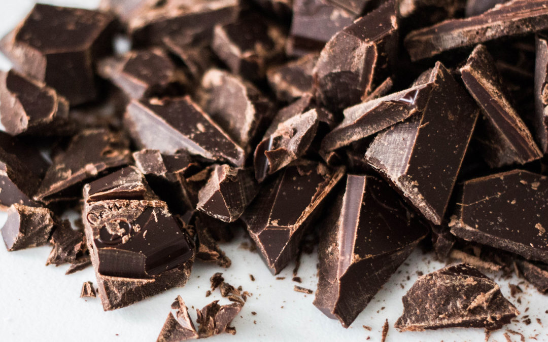 Why Dark Chocolate is Good For Your Heart