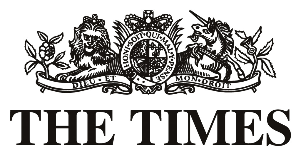 Eat to Beat Disease in The TIMES (UK)