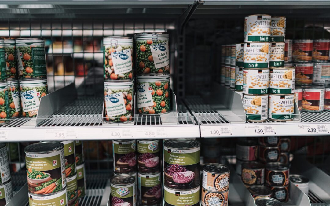 Are Canned & Frozen Fruits & Veggies Nutritious?